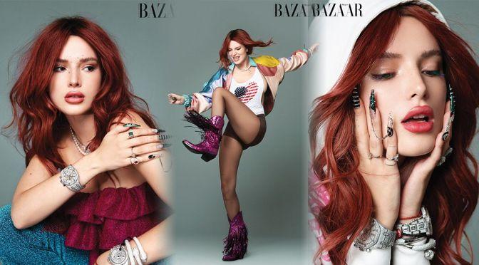 Bella Thorne – Sexy Legs in Harper's BAZAAR Vietnam Magazine Photoshoot (May 2021)