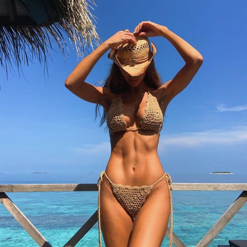 Chantell Jeffries Stunning Body