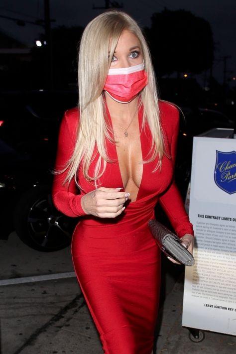 Donna Derrico Sexy Breasts
