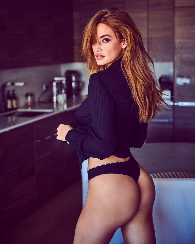 Haley Kalil Sexy Boobs