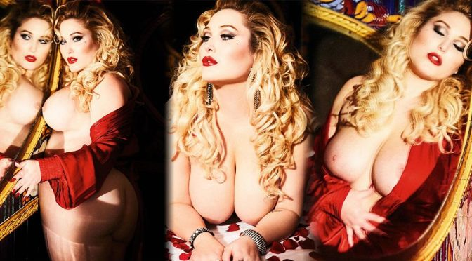 Hayley Hasselhoff – Gorgeous Big Boobs in Topless Photoshoot for Playboy Germany Magazine (May 2021) (NSFW)