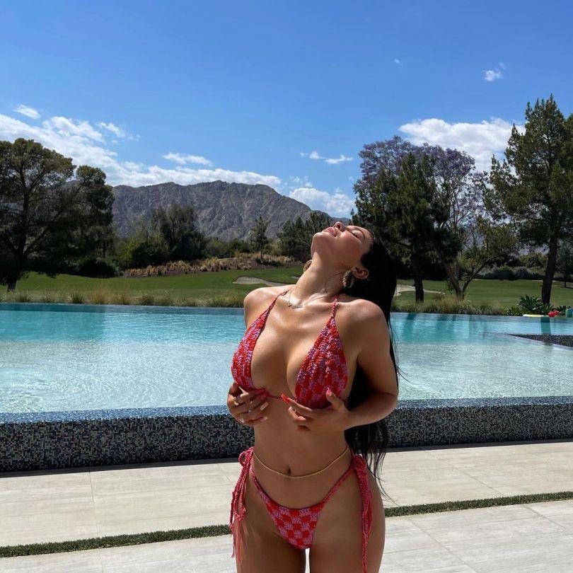Kylie Jenner Gorgeous Tit