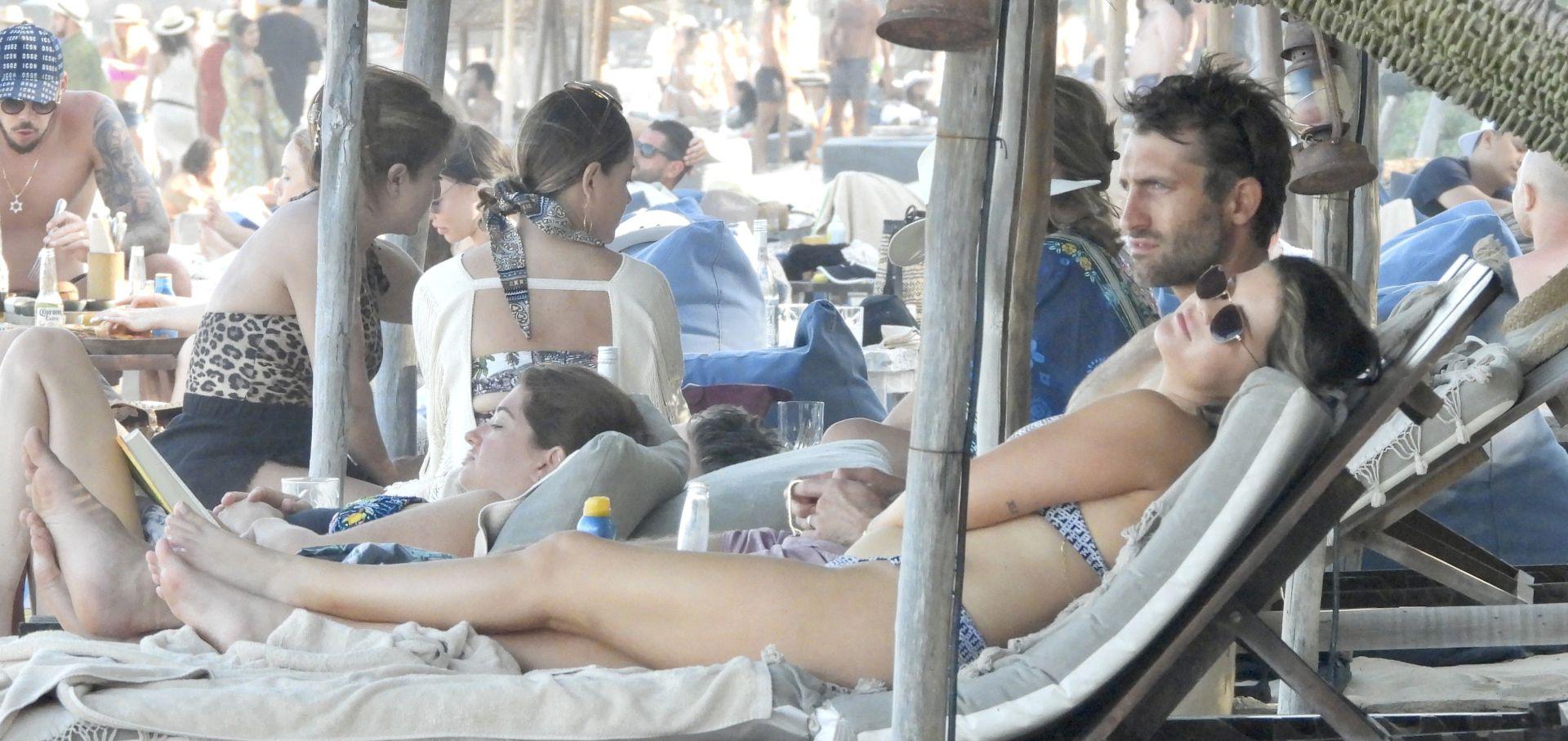 Marena Morris In Bikini