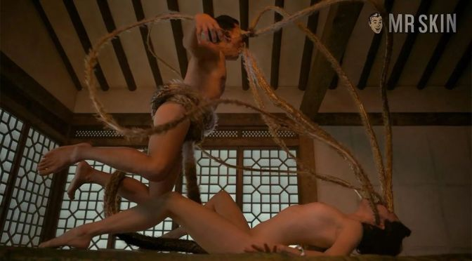 Top 5 Nude Scenes from 2021 Anatomy Awards