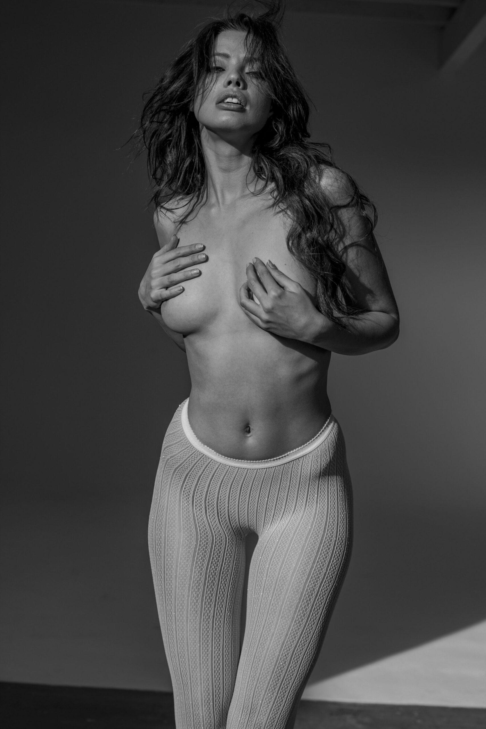 Stephanie Corneliussen Topless