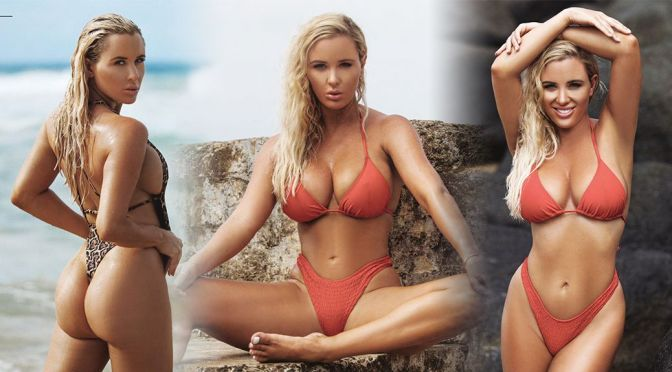 Tyana Hansen – Gorgeous Big Ass in a Sexy Photoshoot for Maxim Australia Magazine (April 2021)