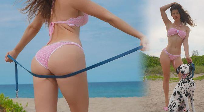 Amanda Cerny – Stunning Ass and Sexy Body in Bikini Photoshoot