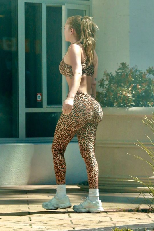 Anastasia Karanikolaou Big Ass