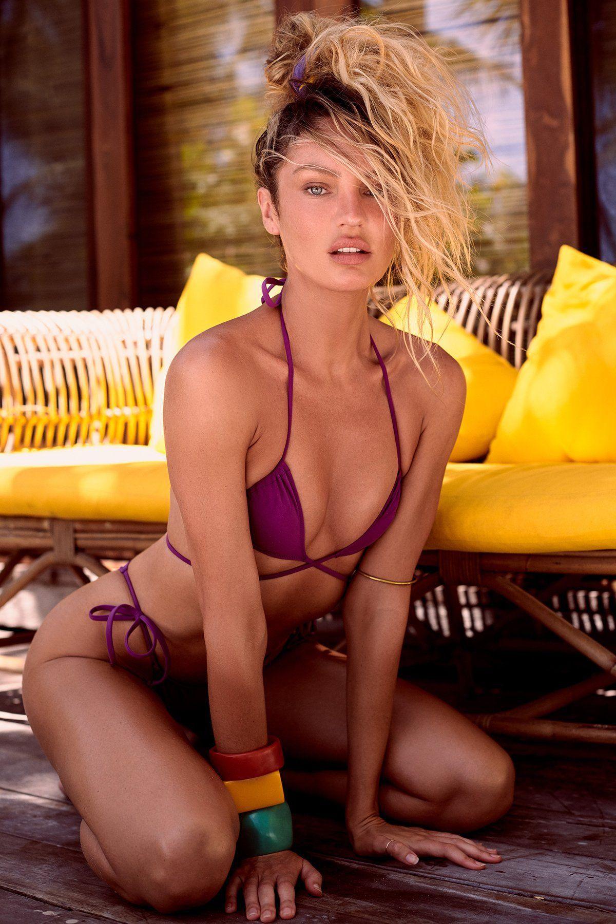 Candice Swanepoel Sexy Pics