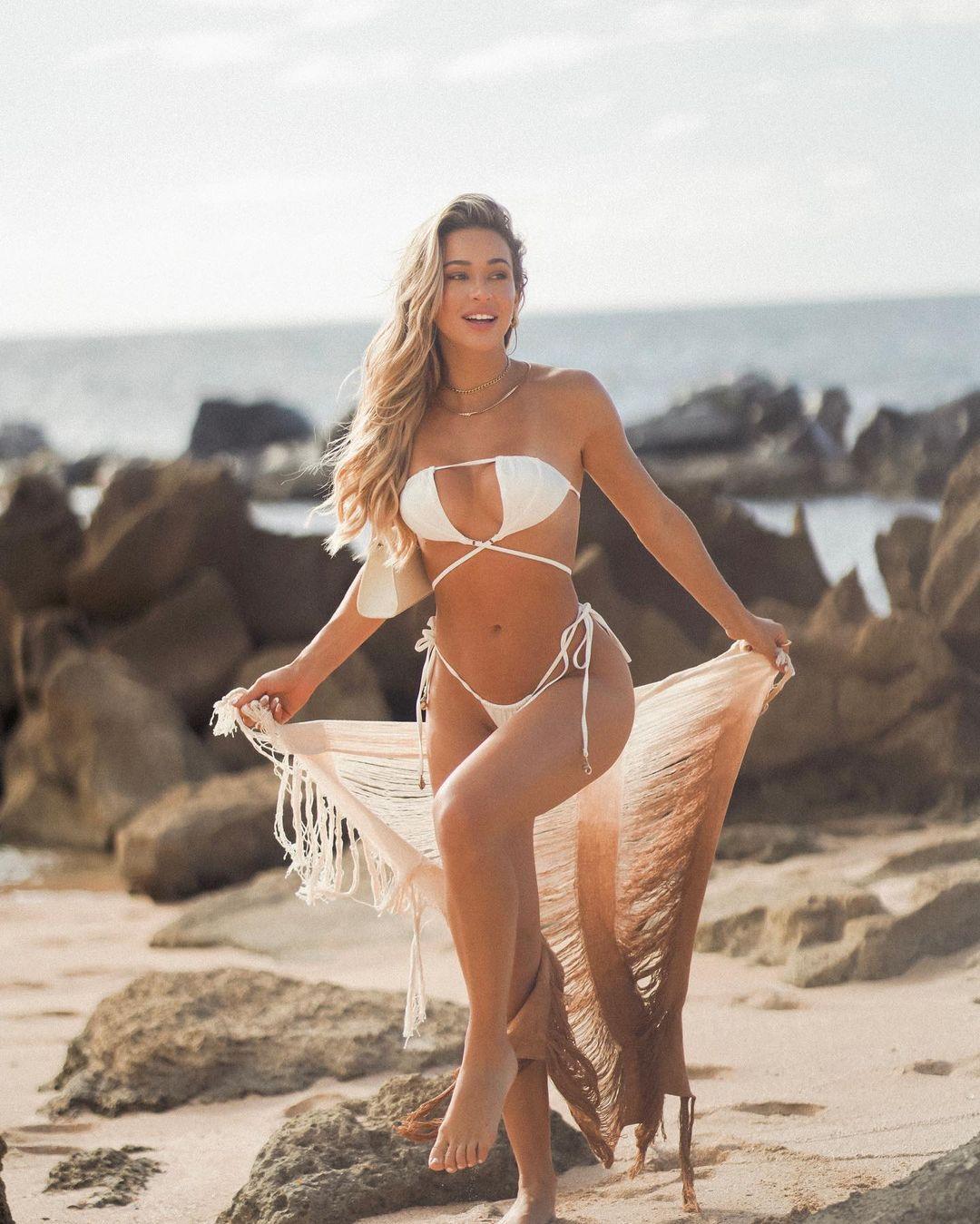 Cindy Prado Tiny Bikini