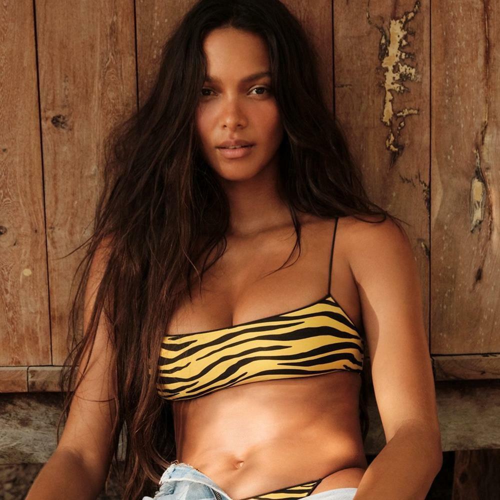 Lais Ribeiro Stunning Bikini Pics