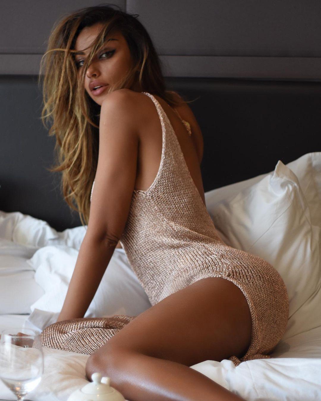 Madalina Diana Ghenea Stunning Boobs