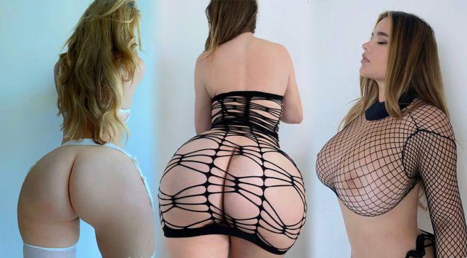 Anastasiya Kvitko – Magnificent Huge Boobs and Ass in a Sexy Naked Photoshoot (NSFW)