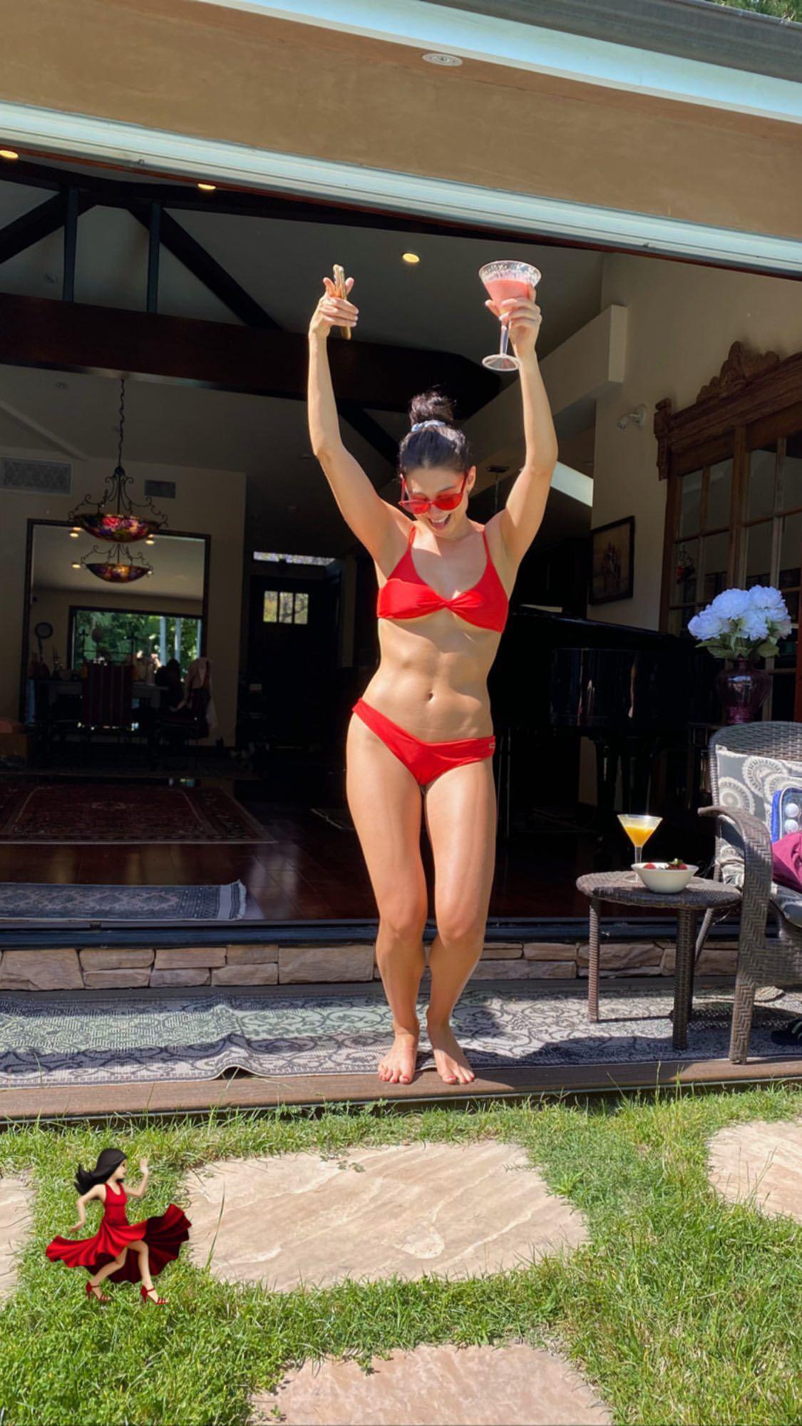 Kira Kosarin Fantastic Toned Body