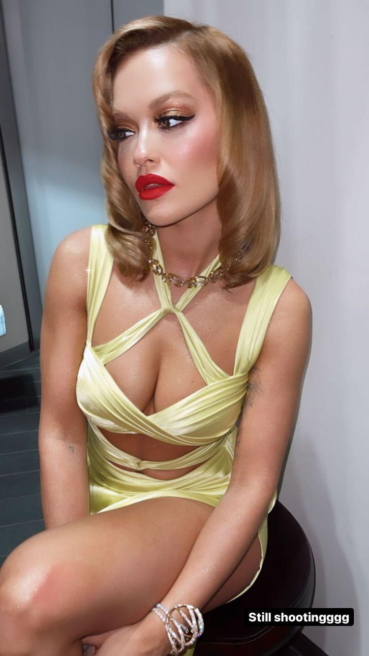 Rita Ora Gorgeous Boob