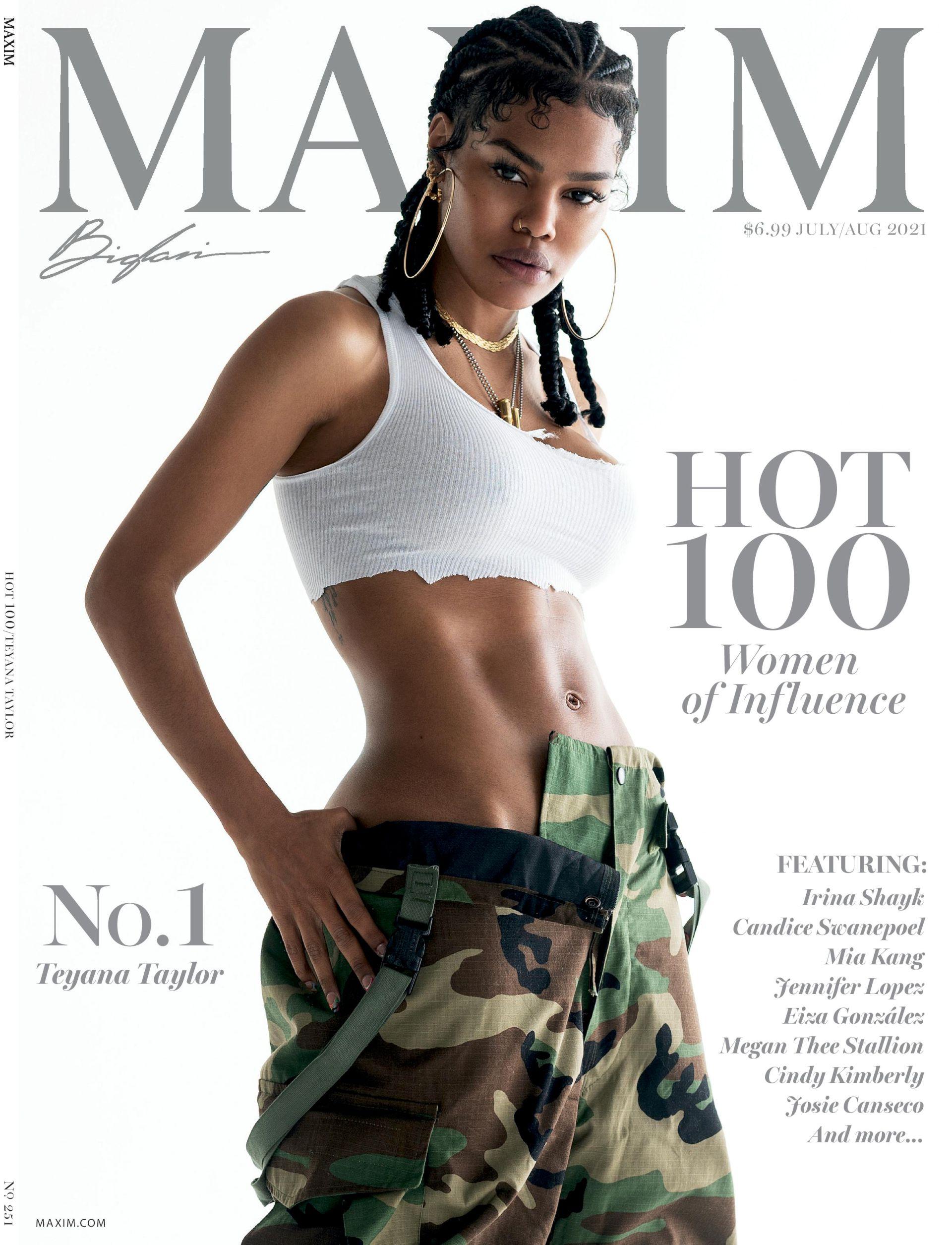 Teyana Taylor Hot Body