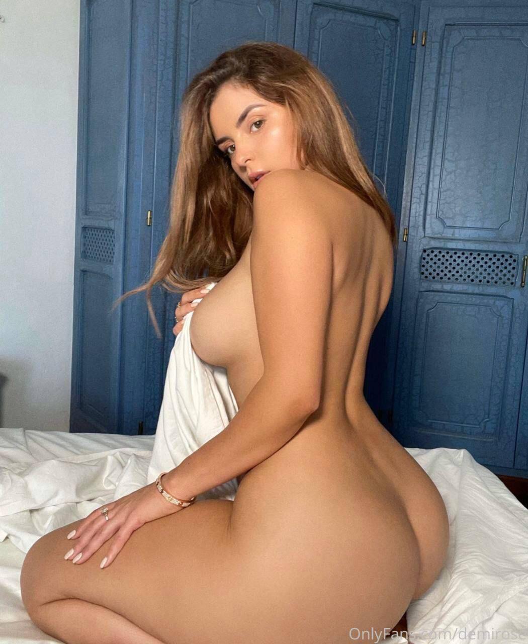 Demi Rose Mawby Naked Body