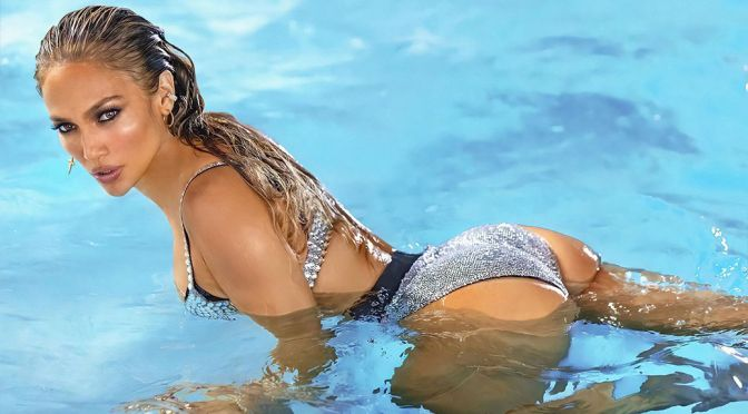 """Jennifer Lopez – Gorgeous Ass and Boobs in a Sexy """"Cambia El Paso"""" Music Video"""