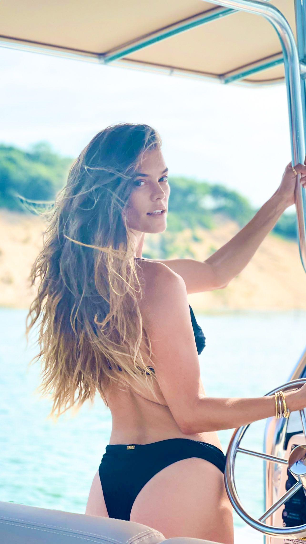 Nina Agdal In Bikini