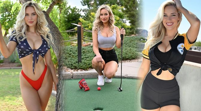 Paige Spiranac – Beautiful Big Breasts in a Sexy Instagram Pictures