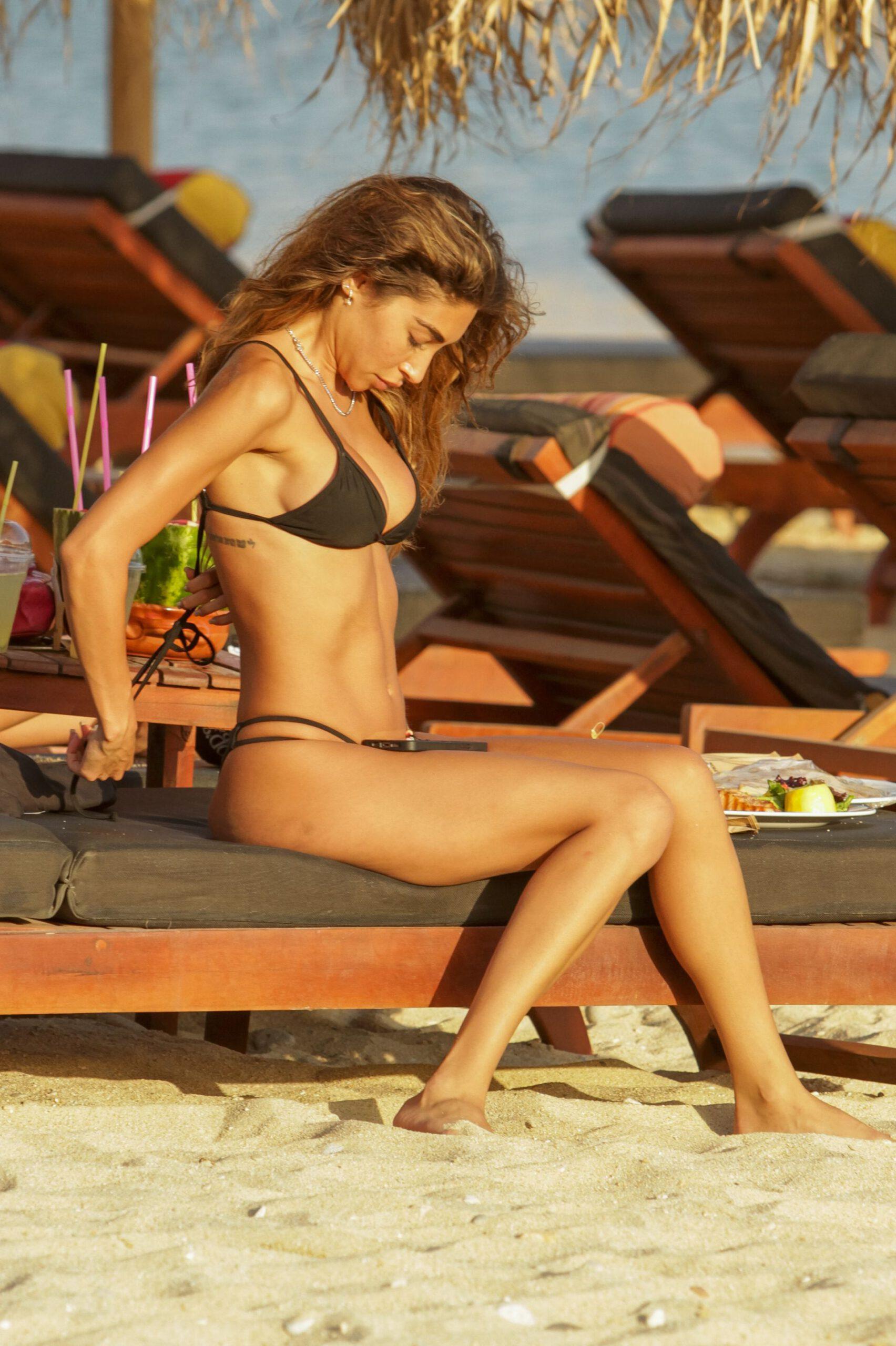 Chantel Jeffries Gorgeous Bikini Body