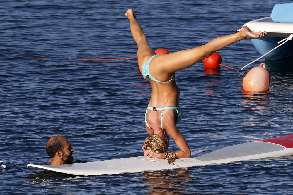 Christine Quinn Beautiful In Bikini