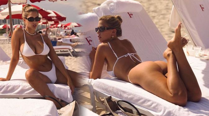Kara Del Toro – Magnificent Ass and Boobs in a Sexy Bikini