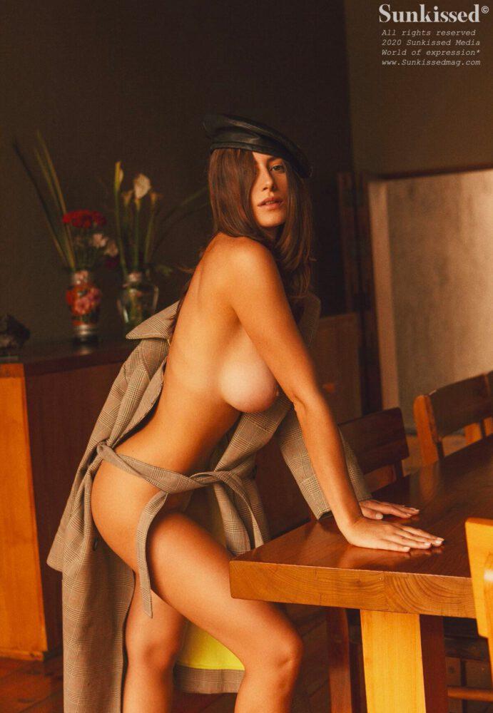 Alejandra Guilmant Perfect Topless Tits