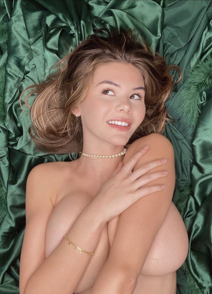 Ashley Tervort Big Tits