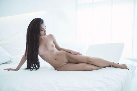 Ekatarina Zueva Beautiful Naked Boobs