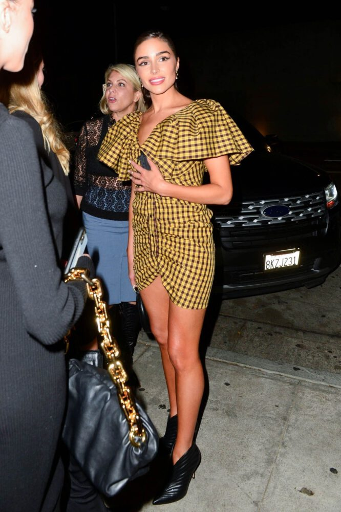 Olivia Culpo Gorgeous Legs