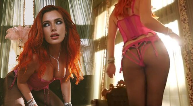Bella Thorne – Beautiful Ass and Boobs in a Sexy Birthday Video