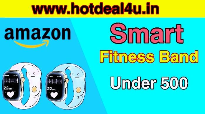 Top 5 Smart Fitness Band Under 500