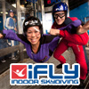 iFly Indoor Skydiving starting at $55 Ever dreamed of soaring through the air like a bird? Well turn that dream in to a reality at iFLY Orlando where they use vertical wind tunnel technology to give you the adrenaline rush of a lifetime!