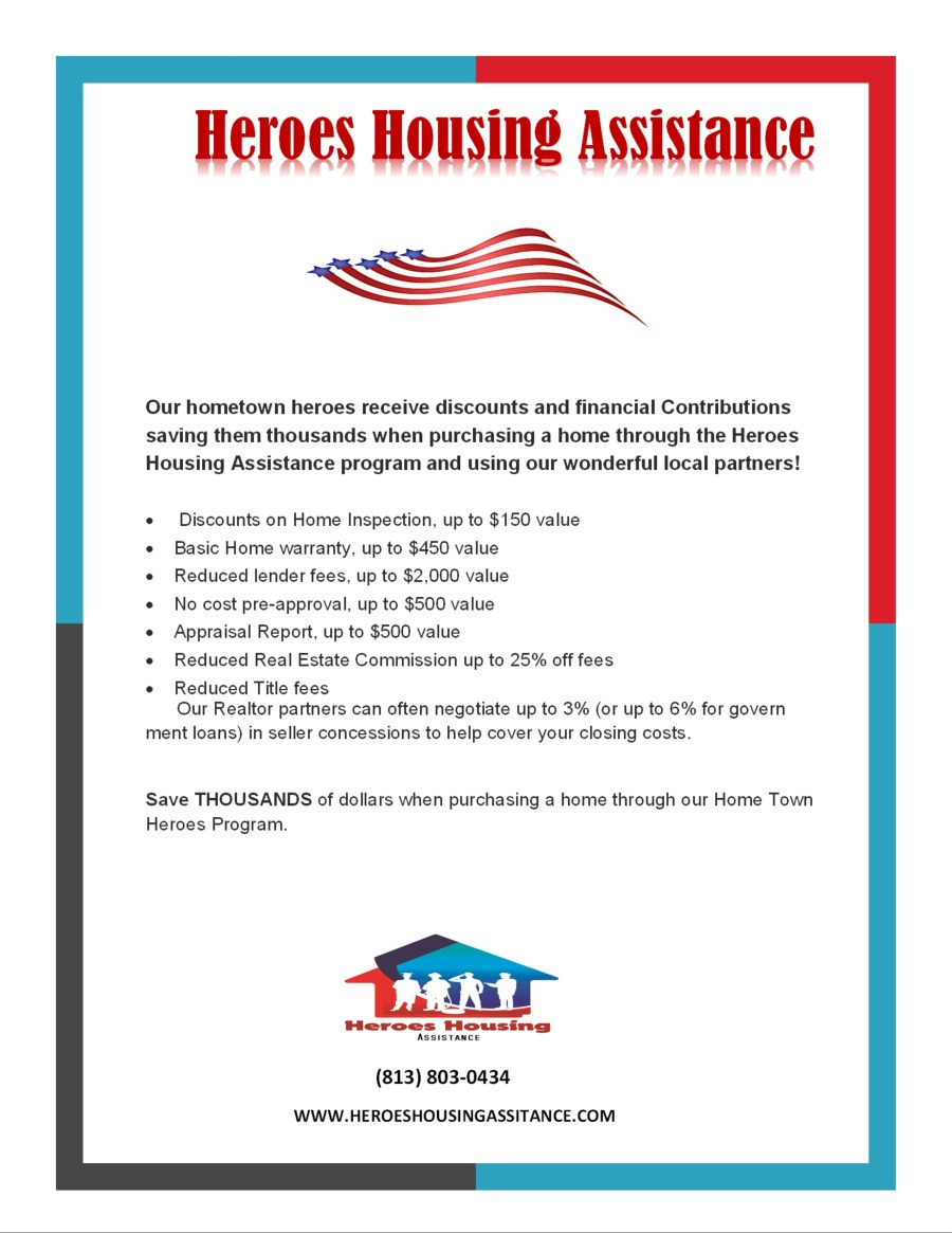 Heroes Housing Assistance