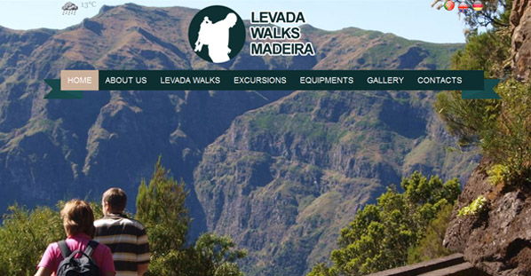 Levadas na Madeira