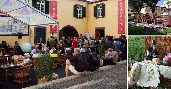 Festival do Vinho, do Bordado e do Artesanato da Madeira – funchal