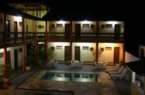 Hotéis e Pousadas na Praia do Sabacuí