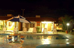 Hotéis e Pousadas na Praia da Caponga