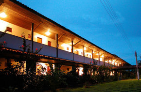 Hotéis e Pousadas na Ilha Mexiana