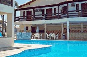 Hotéis e Pousadas na Praia de Costa Azul