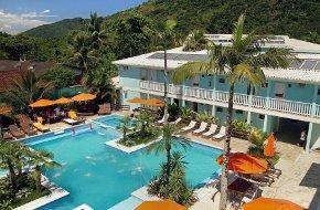 Hotéis e Pousadas na Praia da Tabatinga (SP)