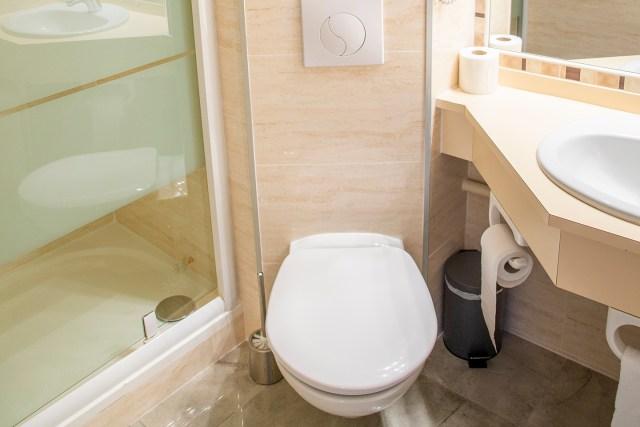 Hôtel Bagatelle Goussainville - Salle de bain