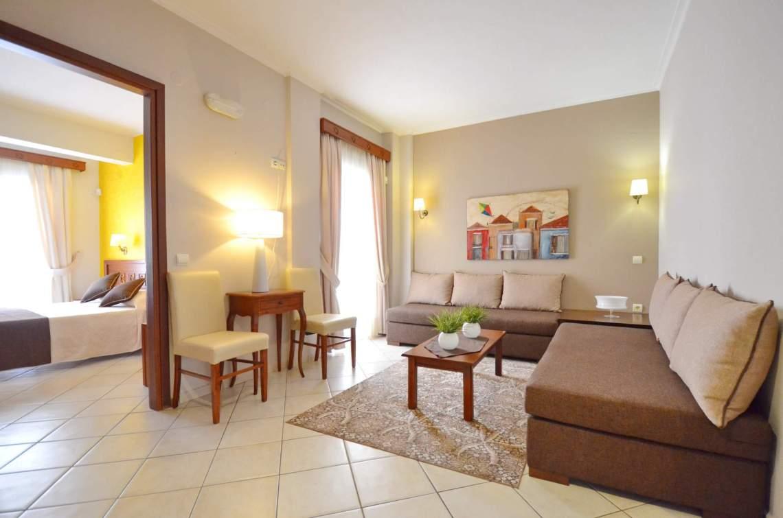 Family Suite Hotel Evilion