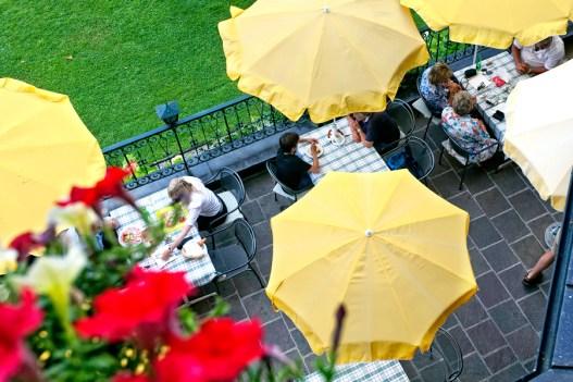 Enjoy it - Hotel Gasthof Falkenstein - Ried/Wolfgangsee/Salzkammergut © cf-photographie