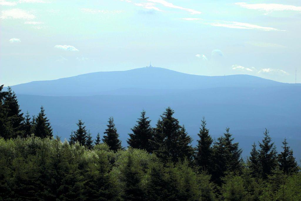 Brockenblick Harz