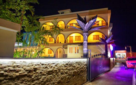 Hotel Las Palmeras Nightshots-1
