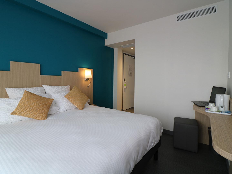 Hôtel Le Virevent Saint Raphaël - Chambre 301 - 2