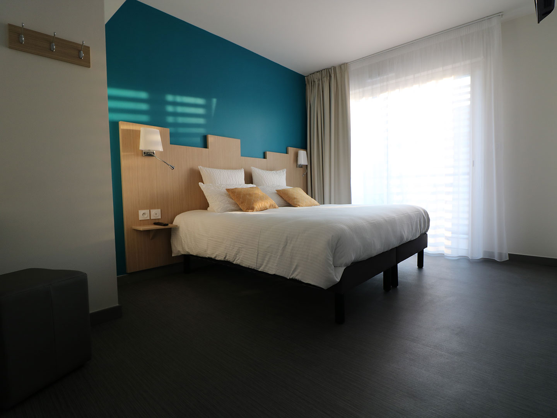 Hôtel Le Virevent Saint Raphaël - Chambre 305 3