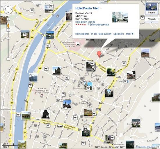 Lage-im-Zentrum-Trier-Google-Maps